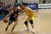 Děčín si poradil s Opavou i ve druhém čtvrtfinálovém utkání.