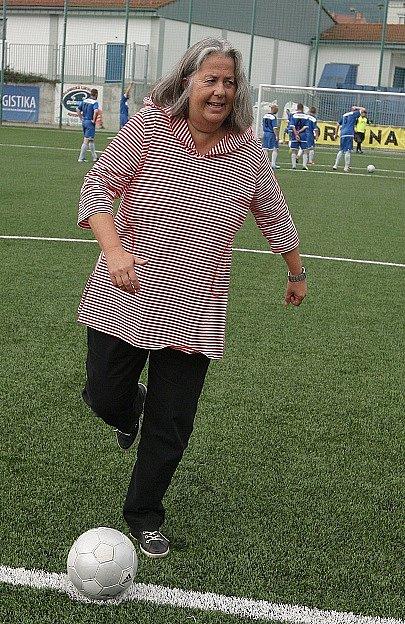 Zápas proti rasismu se hrál v Děčíně