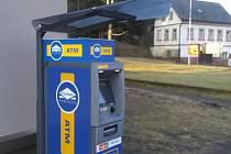 Bankomat Euronet mají nově i Jetřichovice na Děčínsku.