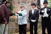 120. LET od otevření slaví rozhledna na rumburském Dymníku.