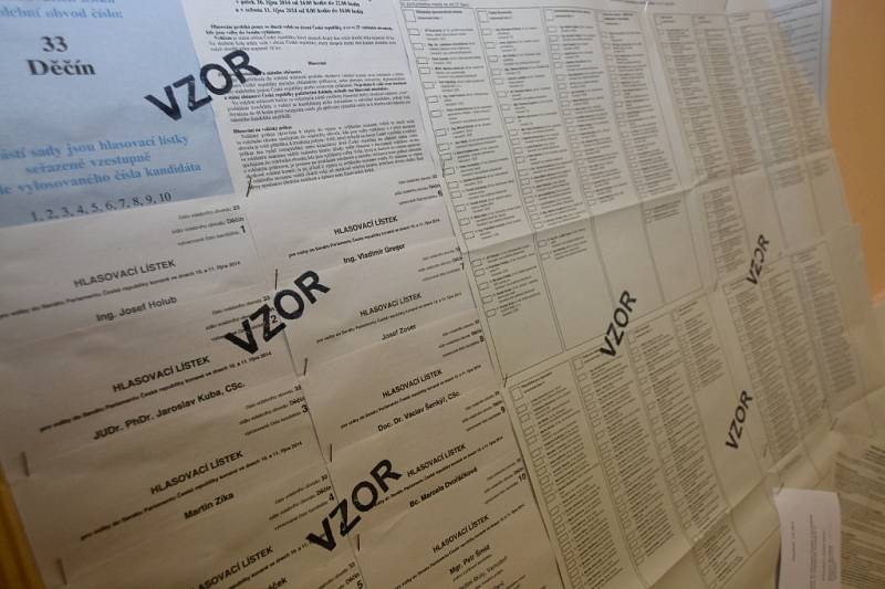 Volby 2014 ve Varnsdorfu.