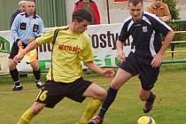Fotbal: Řezuz Děčín - Loko Chomutov