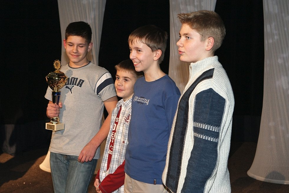 Sportovec děčínského regionu 2007