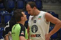 Basketbalisté Děčína po reprezentační pauze doma přivítali Kolín.