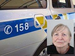 Policie pátrá po pohřešované seniorce.