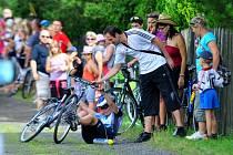 TO BYLA ÚČAST. V Jiříkově byly téměř tři stovky závodníků.