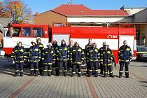 Mikulášovice mají nový hasičský vůz.