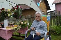 Helena Králová oslavila 100. narozeniny.