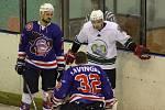 Druhá hokejová liga je blízko předčasnému ukončení letošního ročníku.