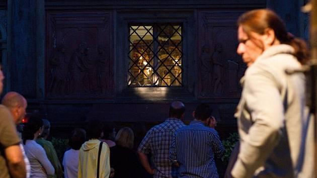 Letní Večerní prohlídka Lorety při svíčkách