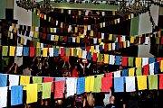 Na Festivalu free Tibet 20 v Lidové zahradě Varnsdorf to pěkně žilo.