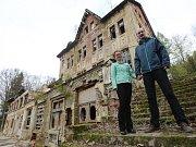 Karlovo údolí u Šluknova má nové majitele. Chtějí jej oživit