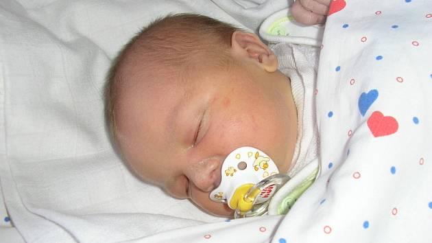 Šárce Bohaté z Děčína se 9. února ve 12.52 v děčínské porodnici narodil syn David Pekař. Měřil 51 cm a vážil 3,8 kg.