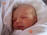 Tomášek Hejduk se narodil Petře Hejdukové z Krásné Lípy 20. dubna ve 4.23 v děčínské porodnici. Měřil 49 cm a vážil 3,06 kg.
