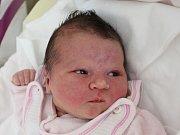 Magdalena Magočová se narodila rodičům z Nových Křečan ve čtvrtek 19. dubna. Měřila 53 cm a vážila 4,13 kg.