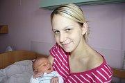 Simoně Ptáčkové z Děčína se 10. září v 16.05 narodil v děčínské nemocnici syn Mireček Ptáček. Měřil 52 cm a vážil 3,83 kg.