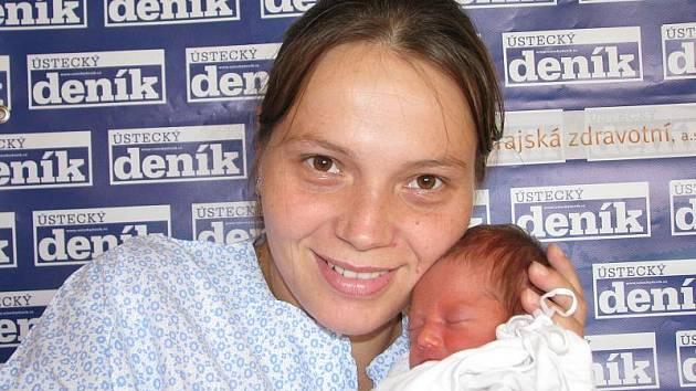 Radce Koulerové z Děčína se v ústecké porodnici 6. srpna 2009 v 12.42 hodin narodila dcera Barbora Skalová. Měřila 48 cm a vážil 2,12 kg.