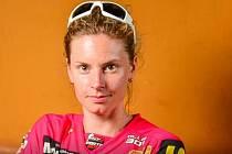 OLGA ROUČKOVÁ si vyzkoušela Dakarskou kvalifikaci.