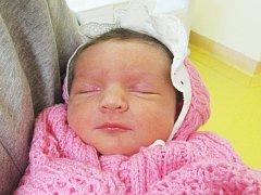 Valerie Beranová se narodila 17. února v liberecké porodnici mamince Michaele Beranové z Jiříkova. Vážila 2,91 kg a měřila 48 cm.