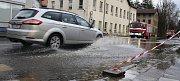 Víkendové rozmary počasí na Děčínsku