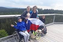 Výlet podpoří Noemi a Jarouška.