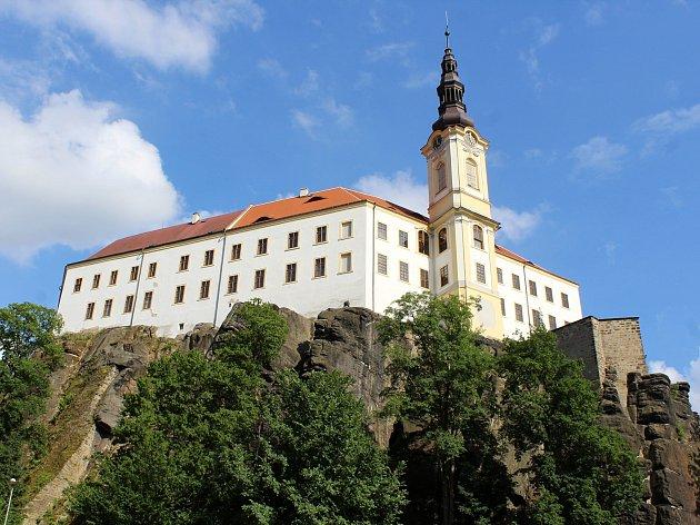 Děčín. Ilustrační foto