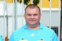 Jiří Žďárský - předseda TJ Slovan Varnsdorf.