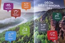 Děčín spustil Turistické pasy.