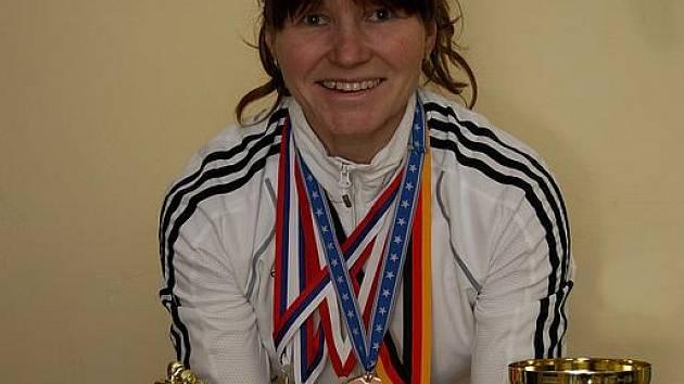JUDISTKOU roku se stala děčínská Lenka Königová.