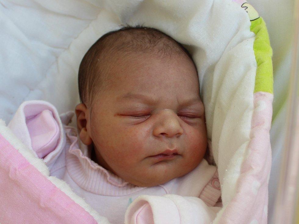 Mamince Monice Hučkové z Varnsdorfu se ve čtvrtek 28. září ve 3:10 hodin narodila dcera Eliška Hučková. Měřila 48 cm a vážila 3,31 kg.