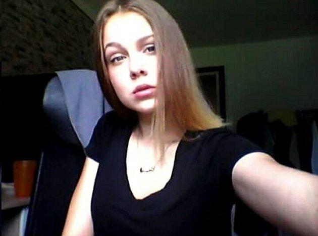 Pohřešovaná Natálie Němcová.