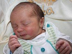Blance Rubešové z Litoměřic se 5. listopadu v 08.10 narodil v děčínské nemocnici syn Matyášek Rubeš. Měřil 49 cm a vážil 2,95 kg.