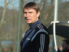 ONDŘEJ BARILLA - trenér FK Jílové.