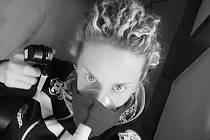 OLGA ROUČKOVÁ musí kvůli Rallye Dakar podstoupit několik neobvyklých tréninkových metod.