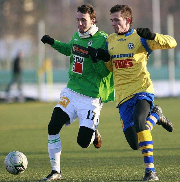 Slovan Varnsdorf remizoval s Jihlavou 0:0.