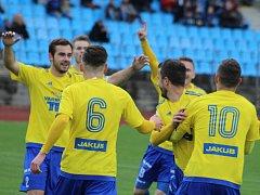 DRUHÉ VÍTĚZSTVÍ v sezóně vybojovali fotbalisté Varnsdorfu.