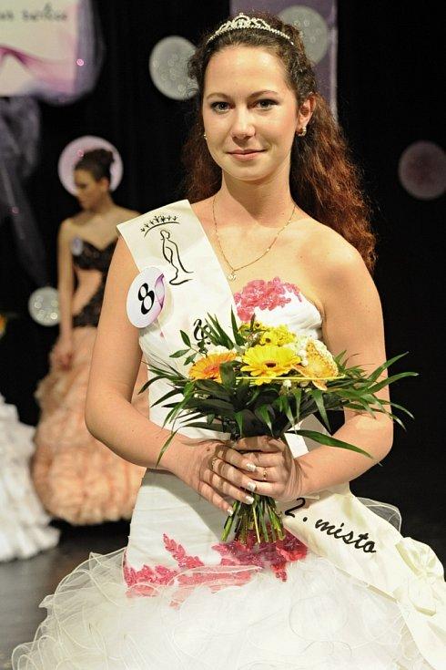 Na druhém místě skončila Kateřina Veselá.