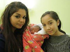 Ivaně Žigmundové z Děčína se 19. prosince ve 21.33 v děčínské porodnici narodila dcera Dominika Žigmundová. Měřila 49 cm a vážila 3,20 kg.