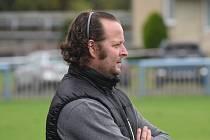 Pavel Salava - trenér FK Jílové.