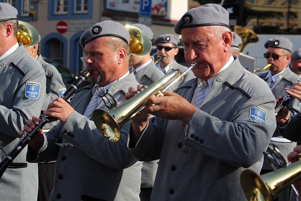 Mezinárodní hudební festival Česká Kamenice Děčín 2019.
