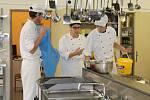 Mladí kuchaři se sešli téměř v plném počtu.