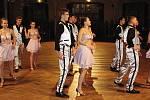 Zahajovací ples města Děčína 2016