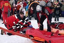 Zraněného zachránil náčelník horské služby