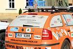 Cestovatelé uctili náčelníka Miroslava Stingla spanilou jízdou