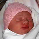Gábinka Bušková se narodila Gabriele Doleželové ze Chřibské 4. ledna v 6.15 v rumburské porodnici. Měřila 49 cm a vážila 3,4 kg.