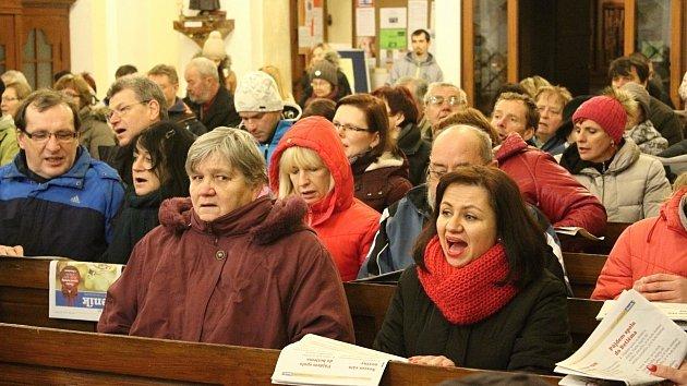 Česko zpívá koledy na Děčínsku