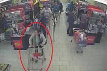 Policie hledá tuto svědkyni.
