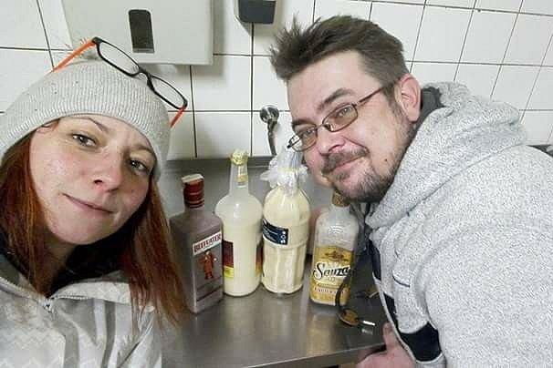 Majitel hospody a muzikant Viktor Vorba