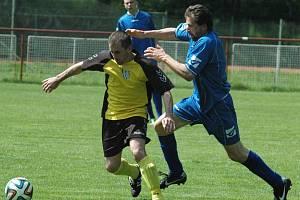 FK MIKULÁŠOVICE - ilustrační foto.