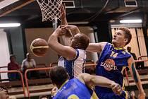 NEDAŘILO SE. Basketbalisté Varnsdorfu doma nestačili jak na Litoměřice, tak na Ústí nad Labem.